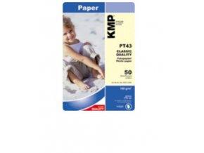 KMP PT43 fotopapír
