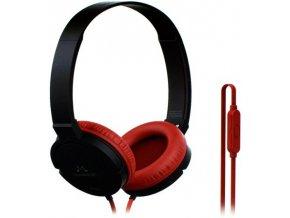 SoundMAGIC P10S černá/červená
