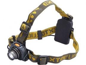 EXTOL 43104 čelovka 120lm se sensorem