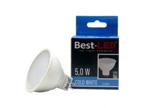 Best-Led MR16 5W stud.bílá BMR16-5-409C