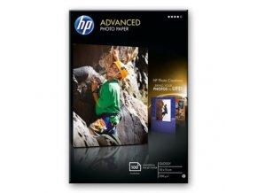 HP fotopapír lesklý 10x15 cm