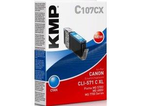 KMP C107CX (CLI-571C XL)