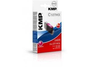 KMP C107MX (CLI-571M XL)