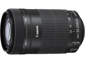 Canon EF-S 55-250mm/4-5.6 IS II STMzoom