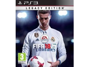 HRA PS3 FIFA 18 (Legacy Edition)
