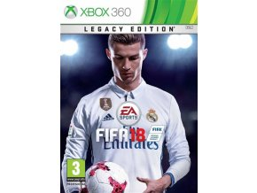 HRA X360 FIFA 18 (Legacy Edition)