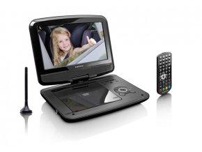 """Lenco DVP-9413 9"""" přenosný DVD přehrávač"""