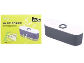 APLUS BT Mini Speaker K3439,grey 0451050
