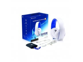 SONY PS4 Wireless Headset 2.0 Boxed,Whit