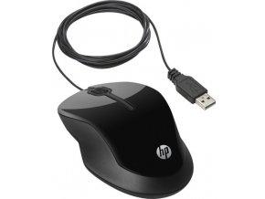 HP USB Mouse X1500 Black