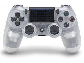 SONY PS4 Dualshock V2 Crystal
