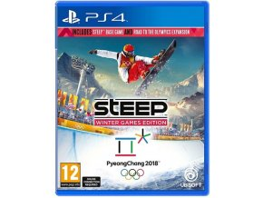 HRA PS4 - Steep Winter Games Editio