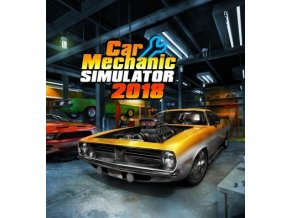 HRA PC CAR MECHANIC SIMULATOR 2018