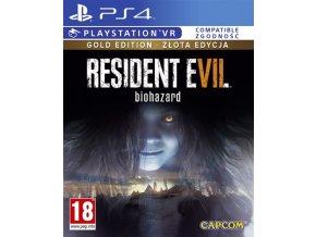 HRA PS4 Resident Evil 7: Biohazard Gold