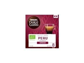 Nescafé Dolce Gusto ESPRESSO PERU 12Cap