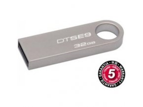 Kingston USB 2.0 32GB DataTraveler SE9