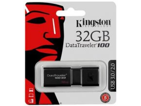 Kingston USB 3.0 32GB DataTraveler 100