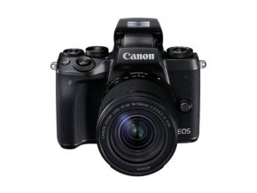 Canon EOS M5 Black + EF-M 18-150mm