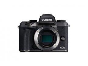 Canon EOS M5 Black Body bezzrcadlovka
