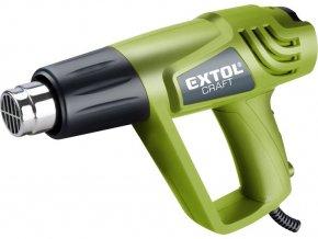 EXTOL 411013 pistole horkovzdušná, 200