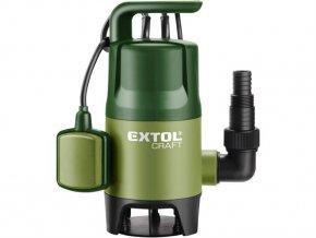 EXTOL 414122 čer. na znečištěnou vodu