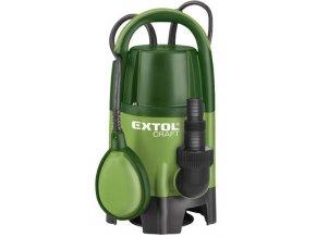 EXTOL 414141 čer 750W, 13000l/hod