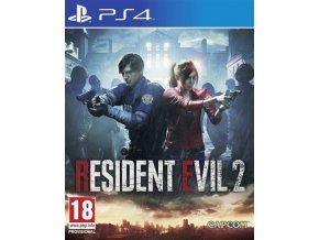 HRA PS4 Resident Evil 2