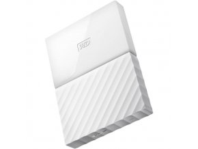 WD My Passport 4TB White