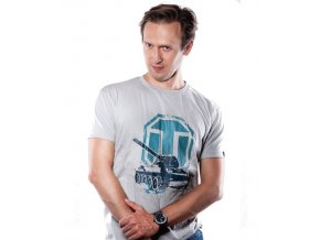 WORLD OF TANKS LOGO tričko M
