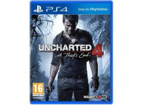 HRA PS4 Uncharted 4:A Thief's End