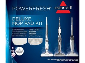 BISSELL Mop Pads+Scent Discs PowerFresh