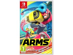 HRA SWITCH ARMS