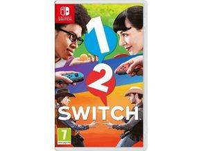 HRA SWITCH 1 2 Switch