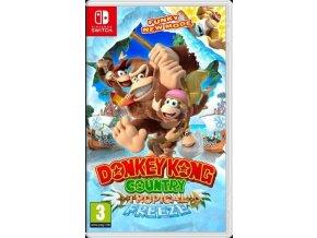 HRA SWITCH Donkey Kong Country Freeze
