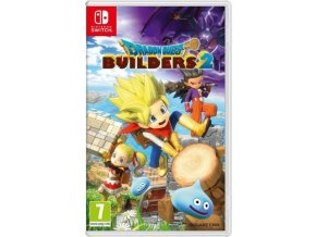 HRA SWITCH Dragon Quest Builders 2