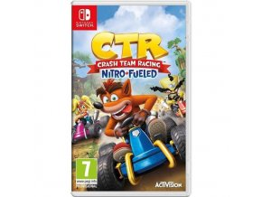 HRA SWITCH Crash Team Racing