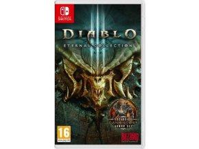 HRA SWITCH Diablo III Eternal Collection
