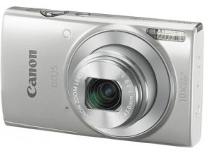 Canon IXUS 190 SILVER, KIT ,SELEKCE