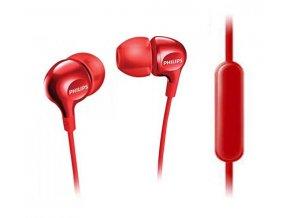 Philips SHE3555RD/00, červená
