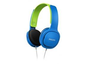 Philips SHK2000BL/00, modrá