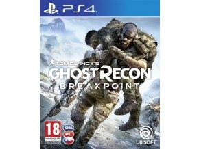 HRA PS4 Tom Clancy's Ghost Recon Break.