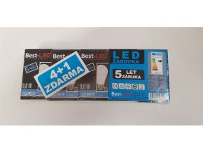 Best-Led BE27-9-W-5pack, CW