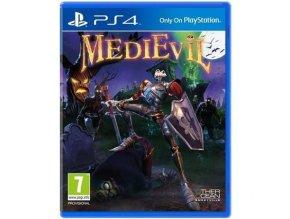 HRA PS4 Medievil Remastered