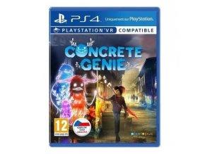 HRA PS4 Concrete Genie VR
