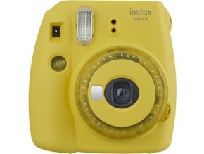 Fujifilm INSTAX MINI 9 - Clear Yellow