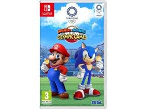 HRA SWITCH Mario & Sonic: Tokyo OG 20