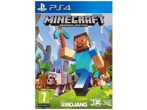 HRA SONY PS4 Minecraft Bedrock