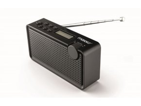 Maxxo rádio DAB+/FM PB01