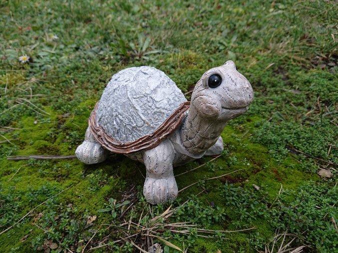 Želva zahradní dekorace