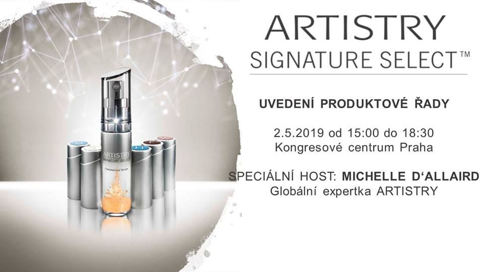Uvedení Artistry Signature Select